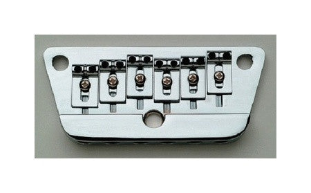 Guitar bridge - Danelectro intonatable bridge  U3 (DC3)