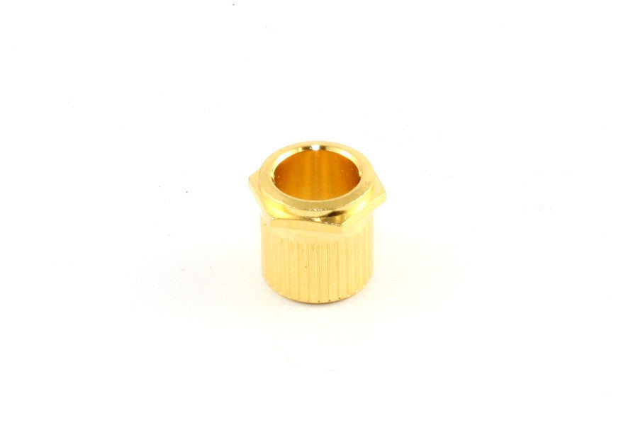 Tuning key bushings (6 pcs) press-fit - hexagonal