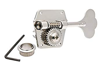 Tuning keys - Gotoh GBR640 lightweight keys for P & J Bass® - reverse wind vintage style .