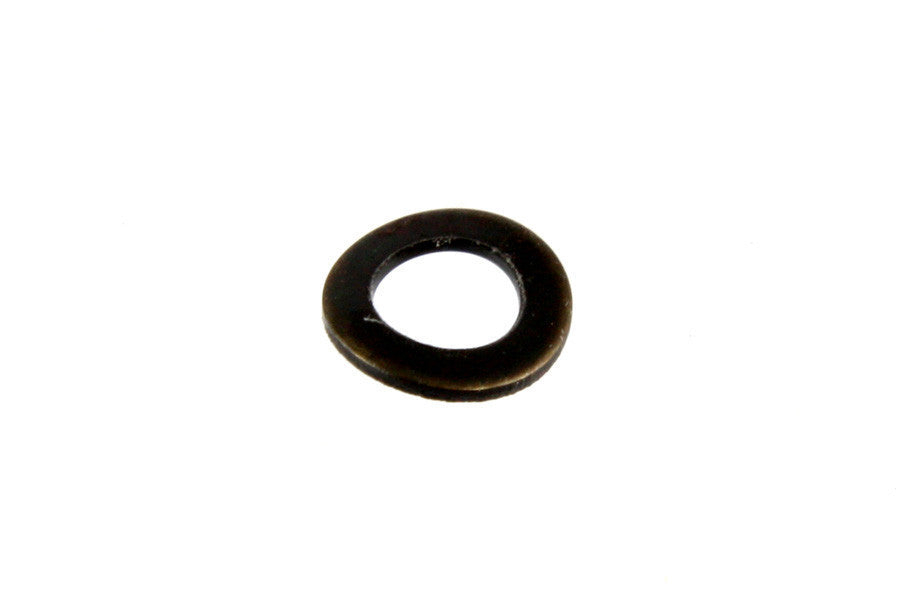 Tuning key washers for guitar - metal spring - between button and housing