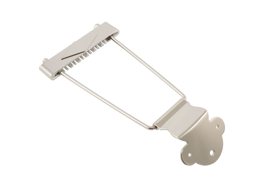 Tailpiece - 12-string trapeze tailpiece 5-1/2 inch long
