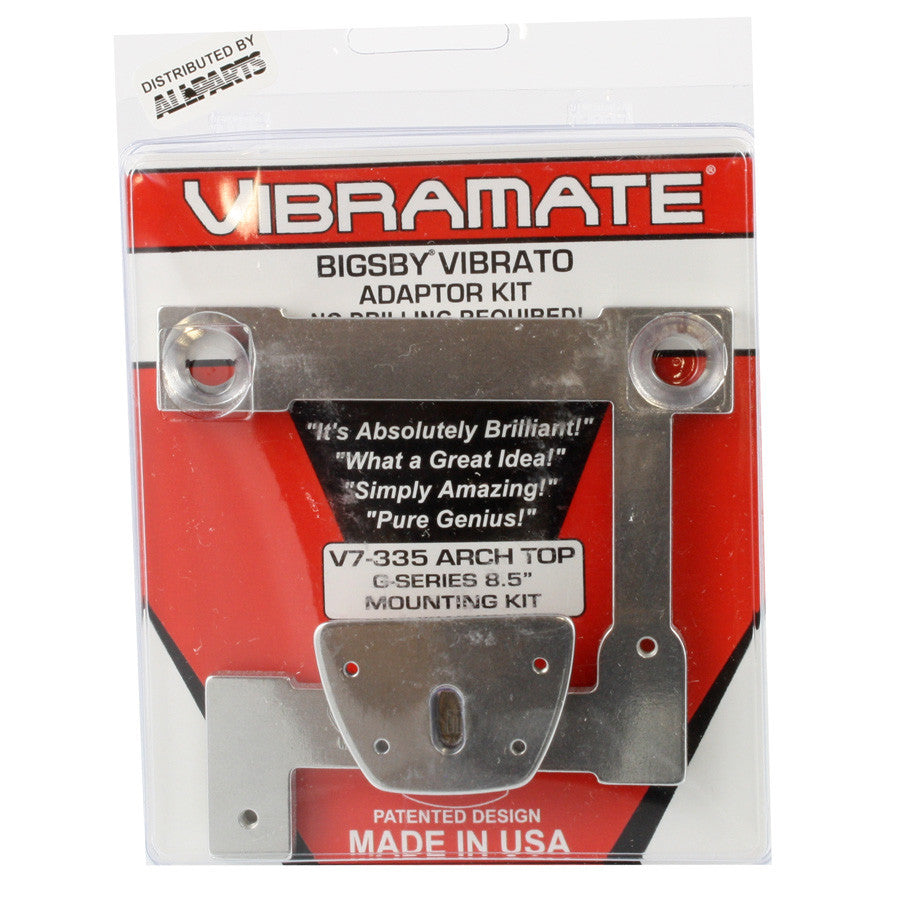 Vibramate V7-335-G mounting kit for Bigsby B7 - arched top guitars - G Series