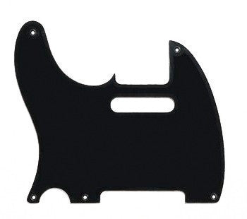 Pickguard  for Tele - 5 screw holes - left-handed