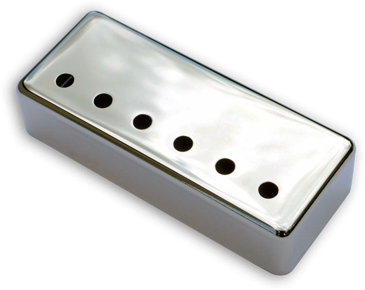American Mini Humbucker Pickup Cover Nickel 50mm