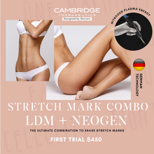 Load image into Gallery viewer, STRETCH MARK COMBO - LDM + NEOGEN PLASMA