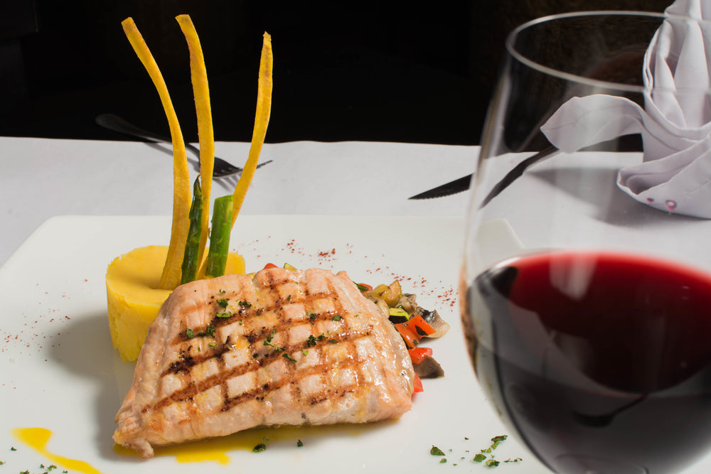 Red Wine with Fish? Go Ahead, Break Some Rules