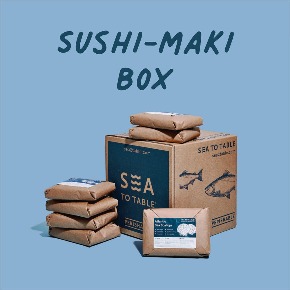 Load image into Gallery viewer, Sushi-Maki Box