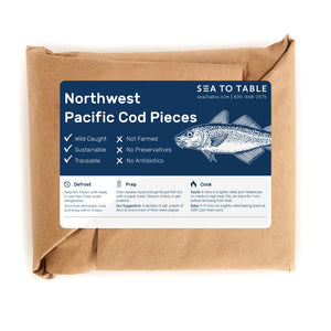 Load image into Gallery viewer, Northwest Pacific Cod Pieces