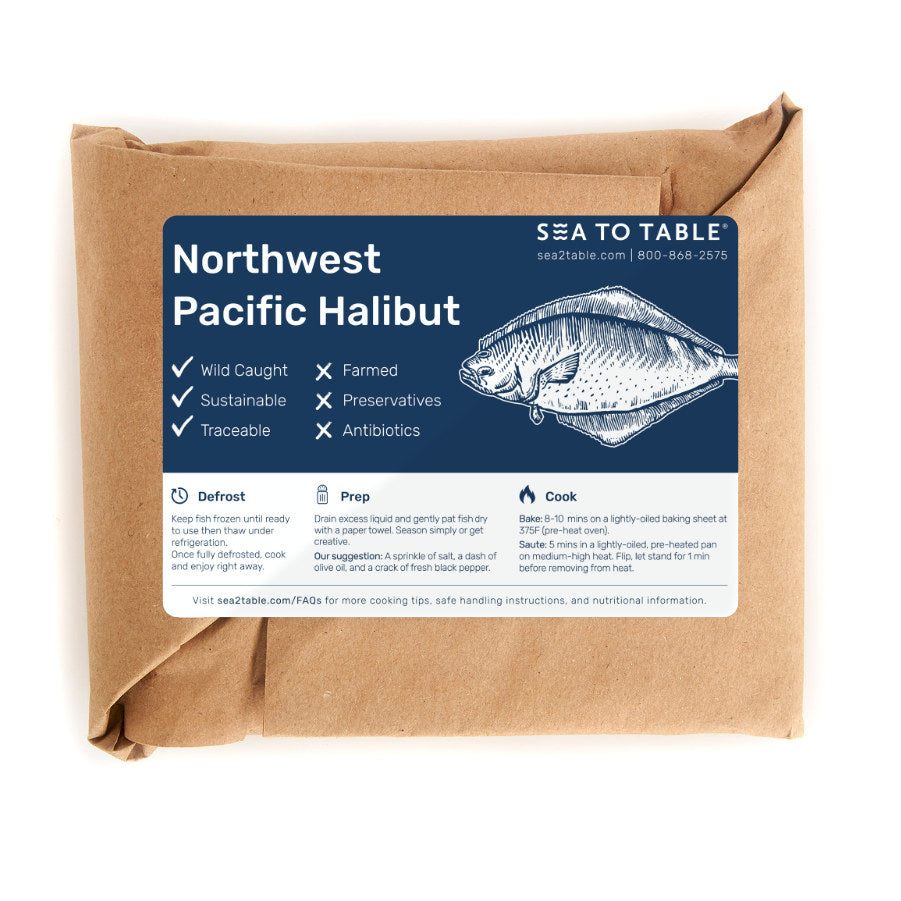 Load image into Gallery viewer, Northwest Pacific Halibut