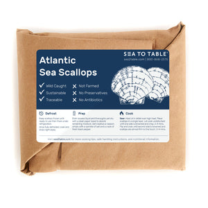 Load image into Gallery viewer, Atlantic Sea Scallops