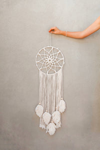 Dream catcher large 45 inches wall hanging