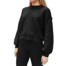 Load image into Gallery viewer, RD Ribbed Crewneck Sweater