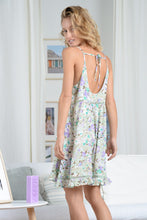 Load image into Gallery viewer, Molly Bracken Floral Babydoll Dress