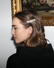 Load image into Gallery viewer, Brunette The Label Hair Clip