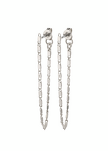 Load image into Gallery viewer, Pilgrim Intuition Chain Earrings