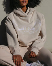 Load image into Gallery viewer, Brunette The Label Babes Club Wings Best Friend Hoodie