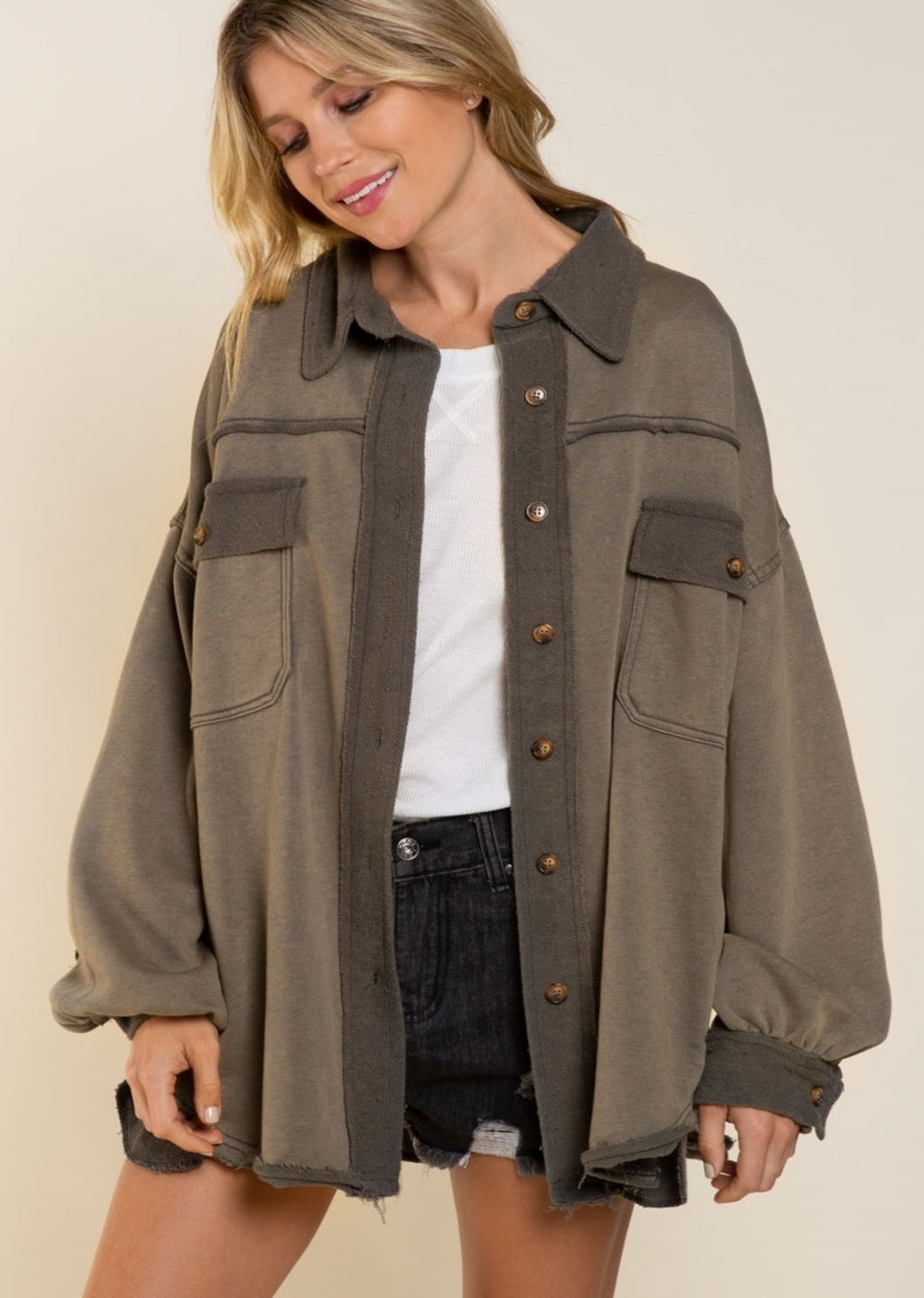 POL Oversized Jacket