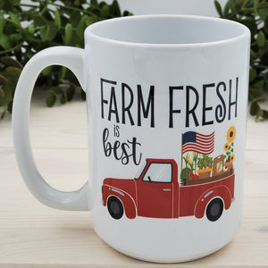 Farmfresh Is Best - Summer
