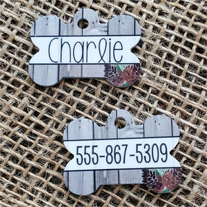 Shiplap Pet ID