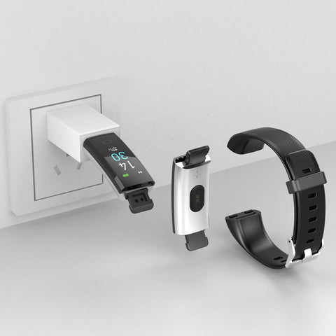 Instructions for charging the Smart Watch
