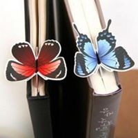 Paper Butterfly Bookmark