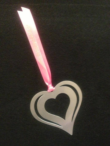 Open Heart Bookmark Slide #1