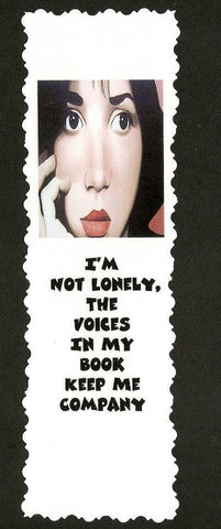 Voices in my book