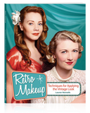 Retro Make Up Book by Lauren Rennells