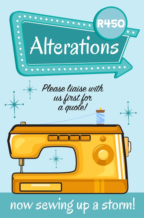 Alterations R450