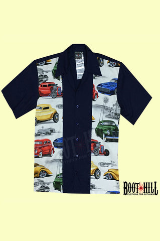 Low Rider Bowling shirt