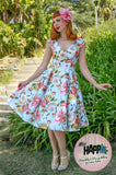 Ice Rose Nancy Dress