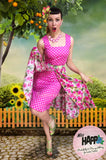 Hula Honey Two Piece Dress and Skirt combo