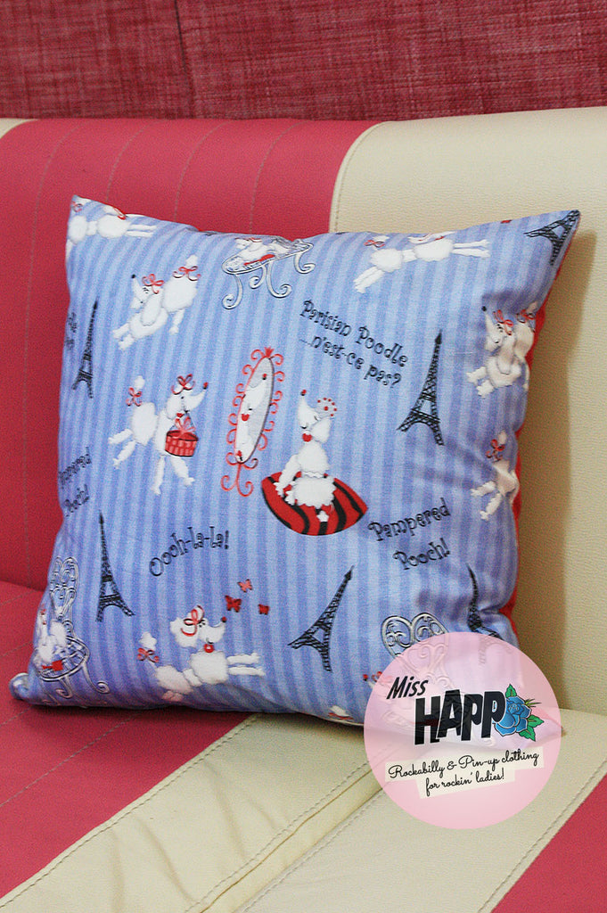 Take me to Paris Cushion