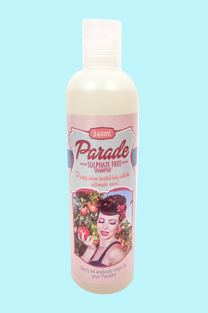 Parade Sulphate and Paraben Free Shampoo