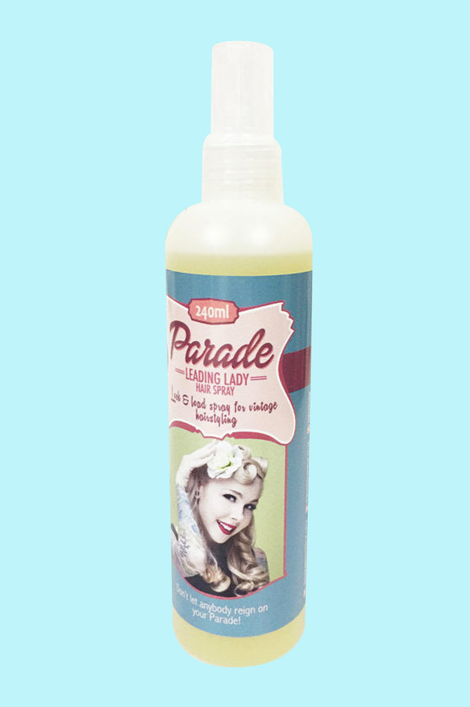 Parade Leading Lady Hair Spray
