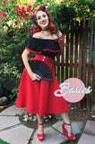Angela High Waist Skirt: 3XL