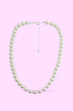 Penny Pearl Short Beaded Necklace