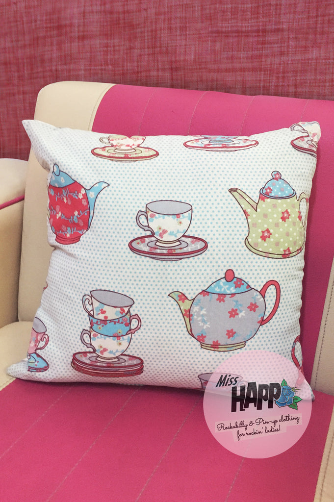 Tea Lover Cushion