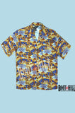 Blue Rust Bucket Lounge shirt
