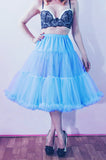 Petticoat Light Blue - PRE ORDER