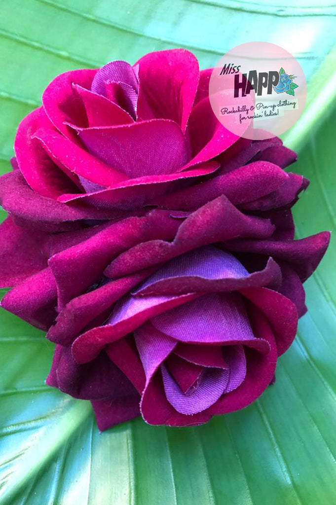Double Wine Red Rose clip