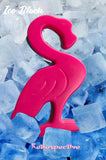 Pink Flamingo ice Block