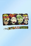 Skully Frieda Wallet
