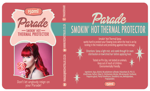 Smokin' Hot Thermal Protection Spray