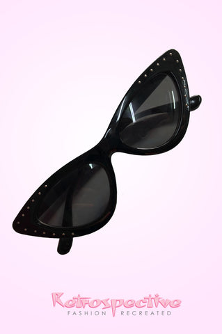 Nail it Cat Eye Sunglasses