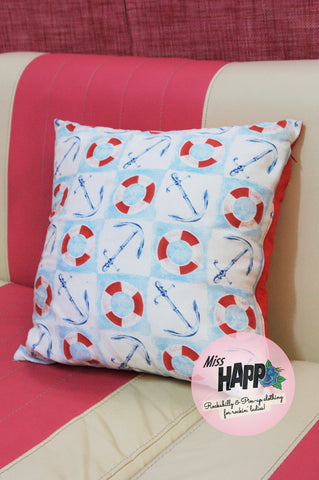 Sail Away Cushion