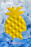 Pineapple ice Block