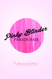 Pinky Blinder Hair Colour