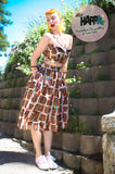 Edith Tiki Tiki Skirt