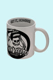Suavecito White coffee Mug